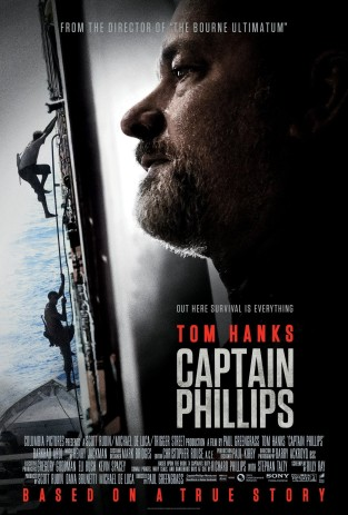 Captain Phillips kept the tension high throughout.