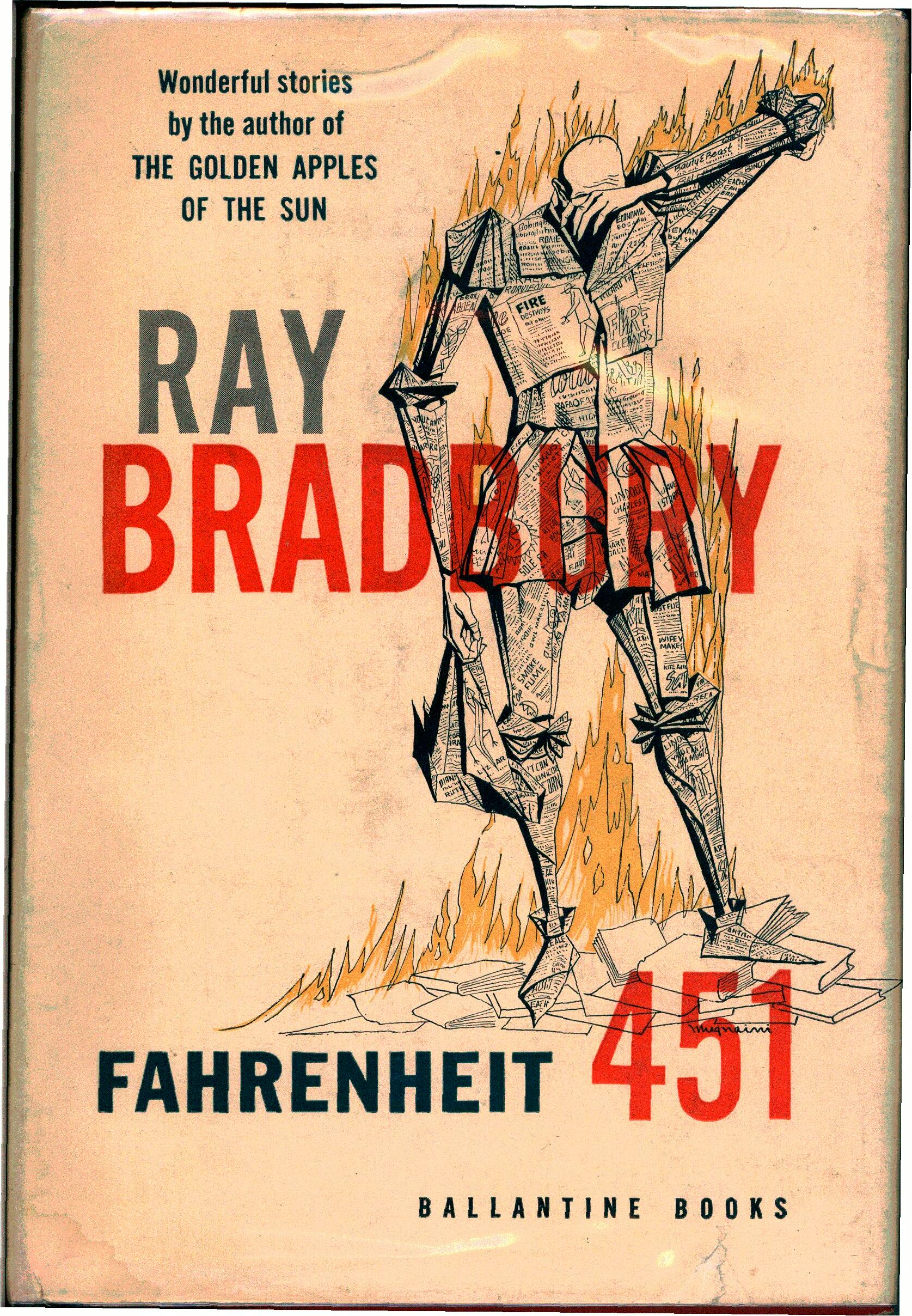 Fahrenheit 451 a world without