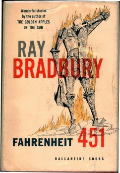 Fahrenheit 451 isn't about censorship.
