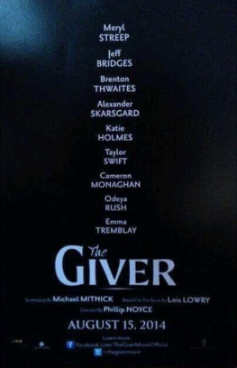 The Giver tries to say something meaningful, but is too big for its own good.
