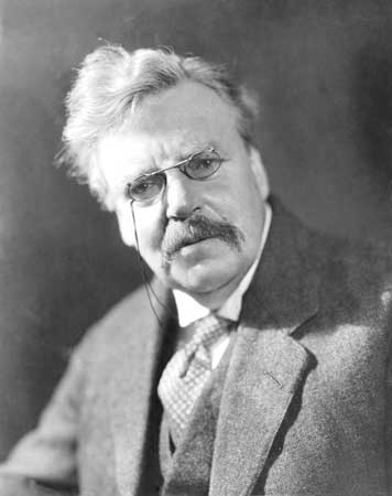 G.K. Chesterton Photo