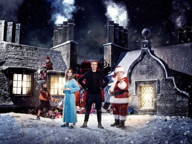 Doctor Who, Last Christmas