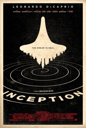 This Is An Awesome Fan-Made Inception Poster